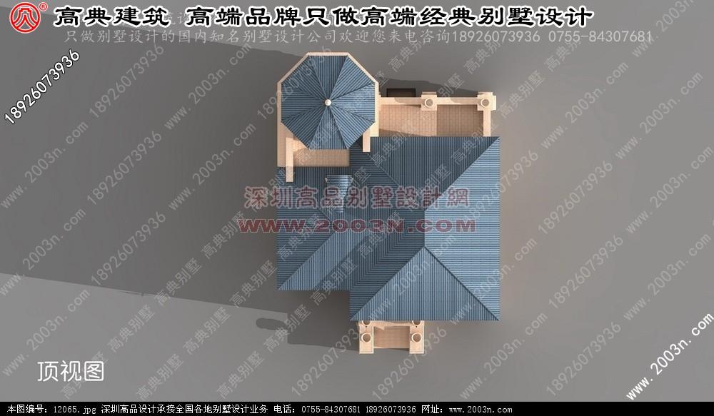 小型别墅设计图纸 农村别墅设计 别墅设计效果图ga深圳高