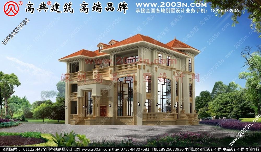 房屋设计图 新农村住宅设计图 农村房屋设计图